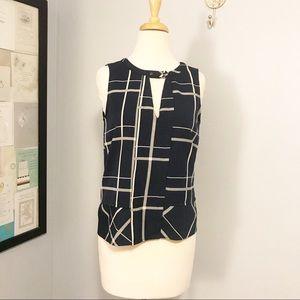 Zara Basic Blouse Size Small
